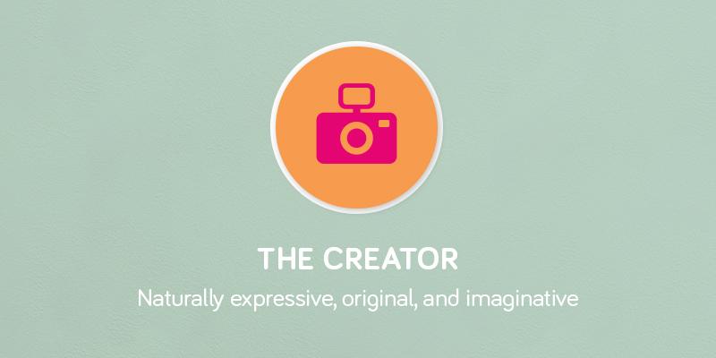 The Creator   Brand Personalities