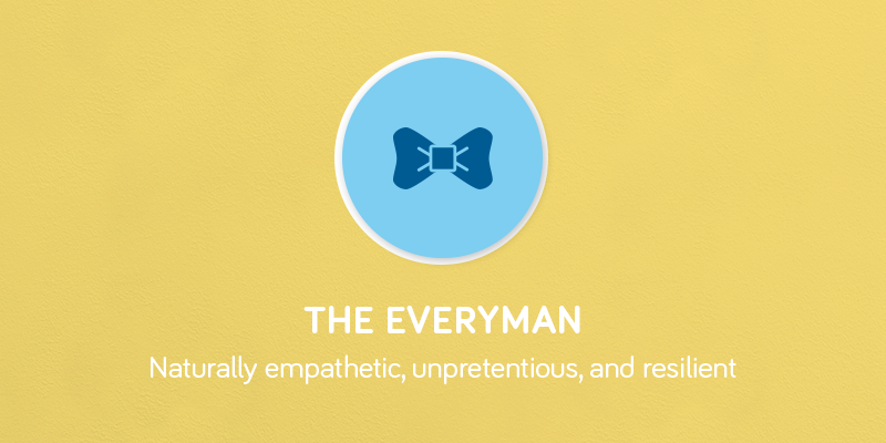 The Everyman | Brand Personalities