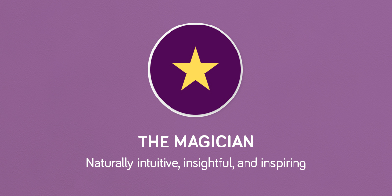 The Magician | Brand Personalities